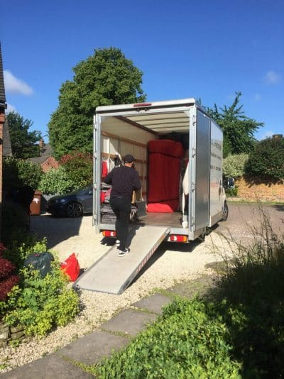 Removals services in Burton on Trent, Ashby de la Zouch and Coalville