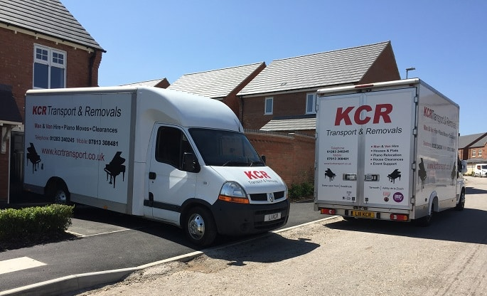 Luton Removal Vans